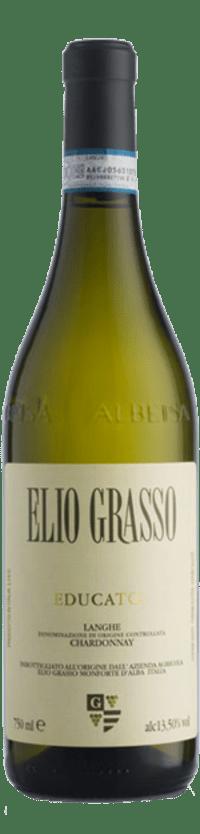 Langhe Chardonnay Educato 2018