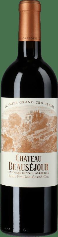 Chateau Beausejour Duffau 1er Grand Cru Classe B 2015