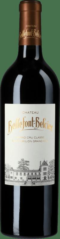 Chateau Bellefont Belcier Grand Cru Classe 2014
