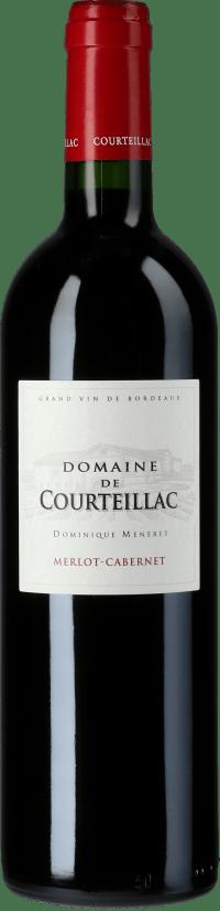 Domaine de Courteillac Bordeaux Superieur 2014
