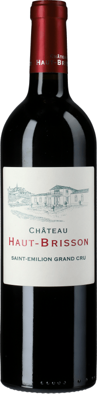 Chateau Haut Brisson Grand Cru 2015