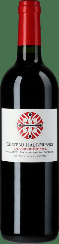 Chateau Haut Musset (Lalande Pomerol) 2018