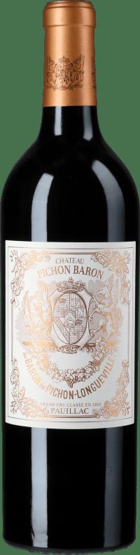Chateau Pichon Longueville Baron 2eme Cru 2015