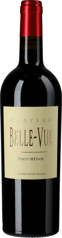 Chateau Belle-Vue Cru Bourgeois 2016