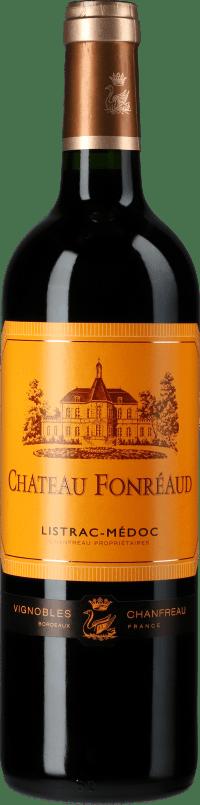 Chateau Fonreaud Cru Bourgeois 2010