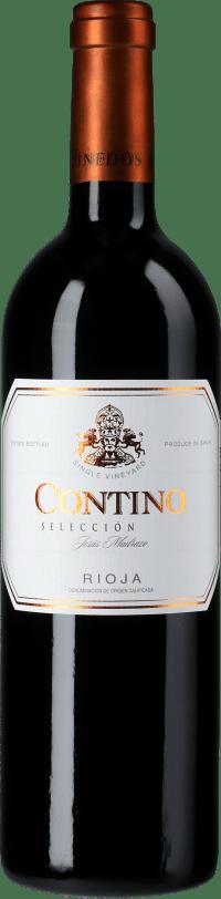 Rioja Tinto Contino Seleccion Jesus Madrazo 2010