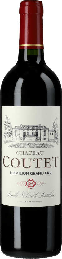 Chateau Coutet 2015