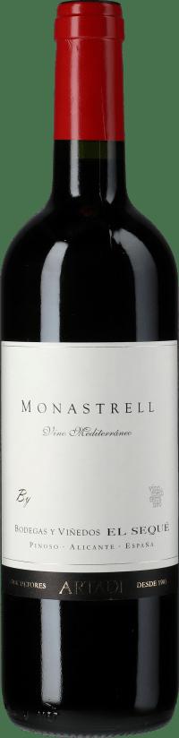 Monastrell By El Seque 2015