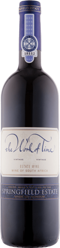 Red Blend Work of Time 2012