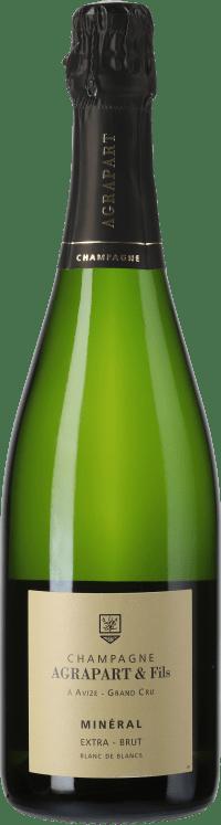 Champagne Extra Brut Mineral Blanc de Blancs Grand Cru Flaschengärung 2009