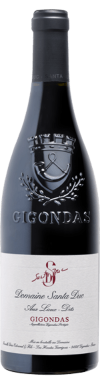 Gigondas Aux Lieux Dit 2015