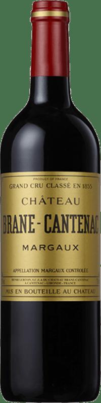 Chateau Brane Cantenac 2eme Cru 2015