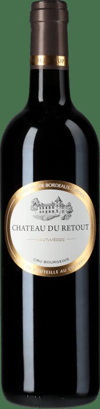 Chateau du Retout Cru Bourgeois 2014