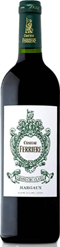 Chateau Ferriere 3eme Cru 2015