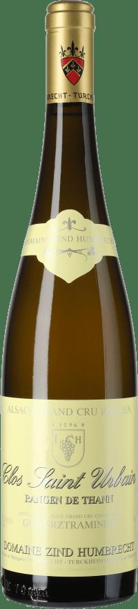 Gewürztraminer Rangen de Thann Clos Saint Urbain Grand Cru (fruchtsüß) 2013