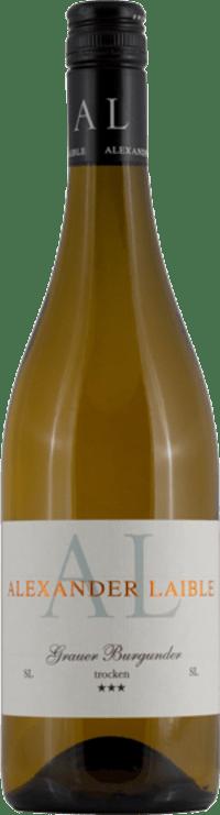 Grauer Burgunder SL *** trocken 2018