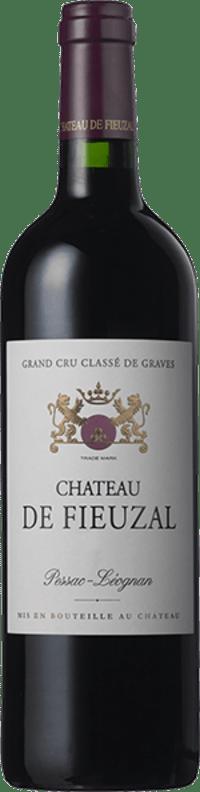 Chateau Fieuzal rouge 2016