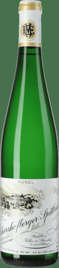 Scharzhofberger Riesling Spätlese (fruchtsüß) 2018