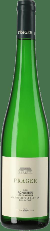 Grüner Veltliner Achleiten Stockkultur Smaragd 2011