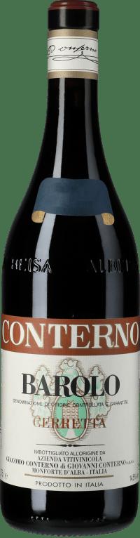 Barolo Cerretta 2014