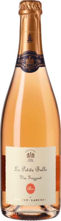 La Petite Bulle Rose Brut Loire Vin Frizzant