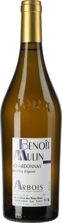 Chardonnay Vieille Vignes Arbois 2013
