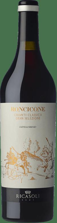Roncicone Gran Selezione Chianti Classico DOCG 2016