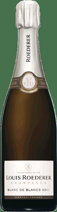 Blanc de Blancs Brut Vintage Flaschengärung 2011