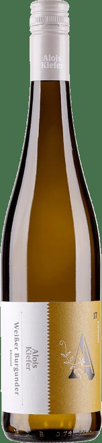 Weißer Burgunder Element trocken 2018