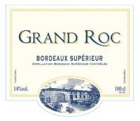 Grand Roc Bordeaux Superieur 2018
