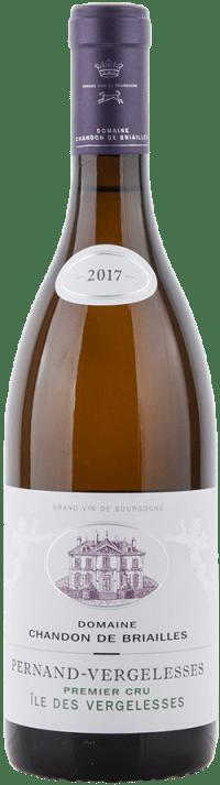 Pernand Vergelesses 1er Cru Ile des Vergelesses Blanc 2017