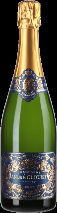 Champagne Grande Reserve Bouzy Grand Cru Flaschengärung