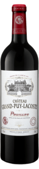 Chateau Grand Puy Lacoste 5eme Cru 2017