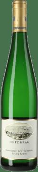 Brauneberger Juffer Sonnenuhr Riesling Auslese Goldkapsel (fruchtsüß)