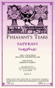 Pheasants Tears Saperavi Skin Contact 2018