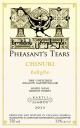 Pheasants Tears Chinuri Skin Contact (Orange Wine)