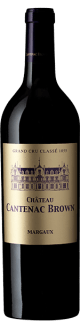 Chateau Cantenac Brown 3eme Cru 2018