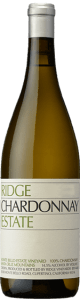 Estate Chardonnay Santa Cruz 2014