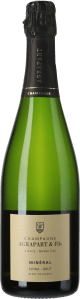 Champagne Extra Brut Mineral Blanc de Blancs Grand Cru Flaschengärung 2005