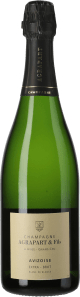 Champagne Extra Brut Avizoise Blanc de Blancs Grand Cru Flaschengärung 2009