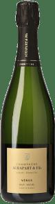 Champagne Brut Nature Venus Blanc de Blancs Grand Cru Flaschengärung