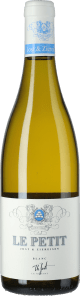 Le Petit Blanc Weißburgunder 2015