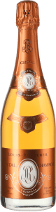 Champagne Cristal rosé Flaschengärung 2000