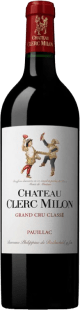 Chateau Clerc Milon Rothschild 5eme Cru 2017