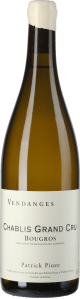 Chablis Grand Cru Bougros 2018