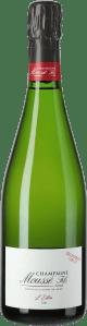 Champagne L'Extra Or Dégorgement Tardif Extra Brut Flaschengärung