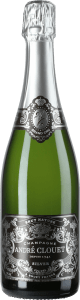 Champagne Silver Brut Nature Grand Cru (non-dosage) Flaschengärung