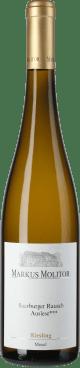 Riesling Saarburger Rausch Auslese *** Goldene Kapsel (fruchtsüß) 2014