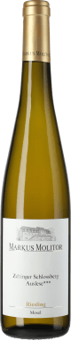 Riesling Zeltinger Schlossberg Auslese *** Goldene Kapsel (fruchtsüß) 2014