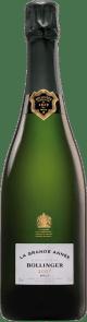 Champagne Grande Annee Flaschengärung 2007